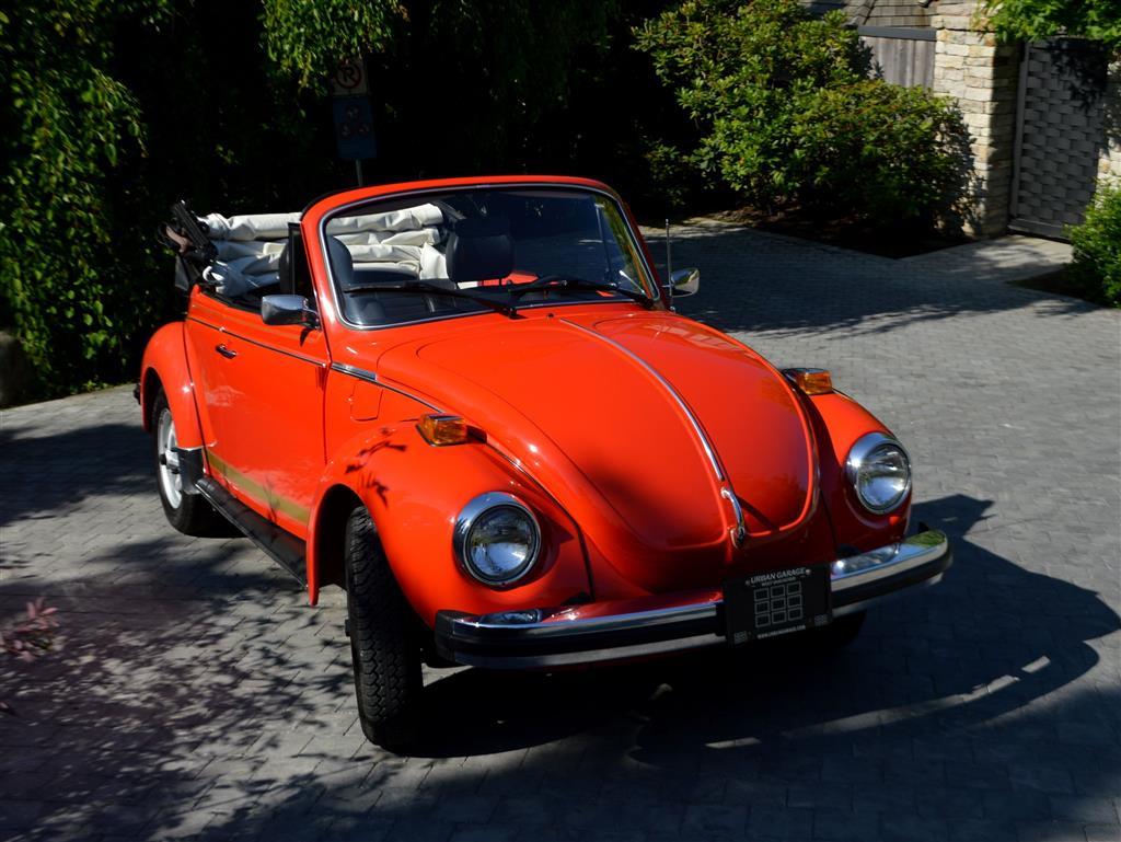 1979 volkswagen beetle convertible vehicles for sale for Garage volkswagen 95