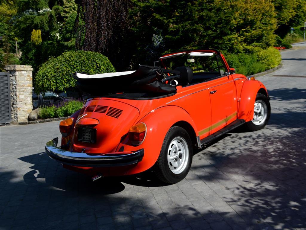 1979 volkswagen beetle convertible vehicles for sale for Garage volkswagen 78 chambourcy