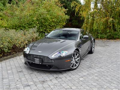 2013 Aston Martin V8 Vantage Coupe Vehicles For Sale The Urban