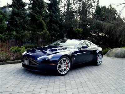 2007 阿斯顿·马丁V8 Vantage的