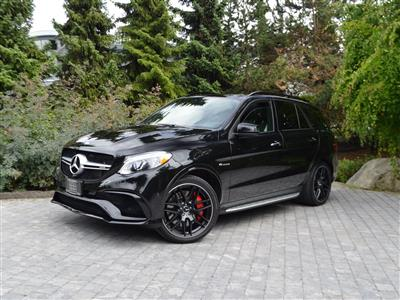 2016 Mercedes-Benz GLE63 AMG S-Model