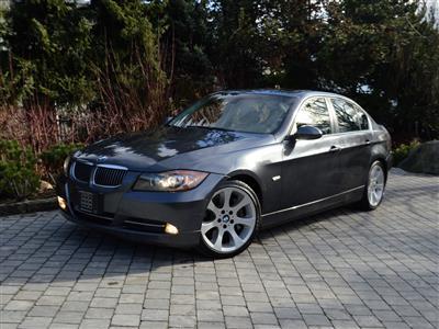 2007 BMW 335i Seit