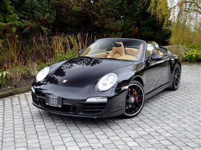 2012 Porsche 911 Rennen 4 GTS Cabriolet