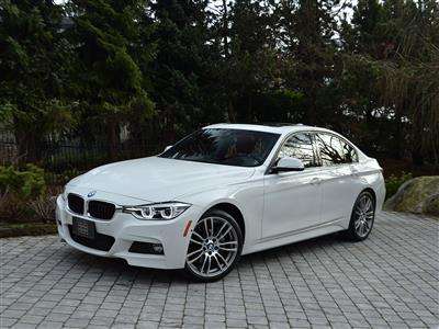 2016 BMW 328i 3-series xDrive