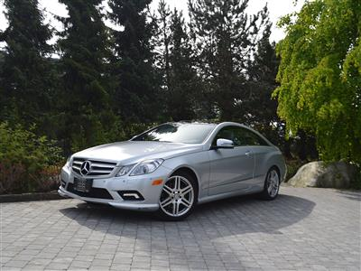 2011 Mercedes Benz E350 Coupe Vehicles For Sale The Urban Garage
