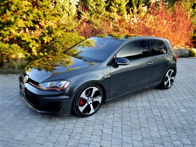 2015 Volkswagen GTI 3-Door Autobahn APR Tuned