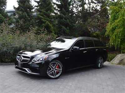 2014 Mercedes-Benz E63 AMG 4-MATIC S-Model Wagon
