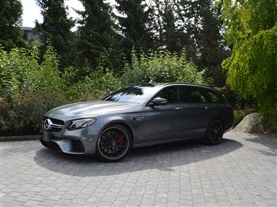 2018 Mercedes-Benz E63 S wagon