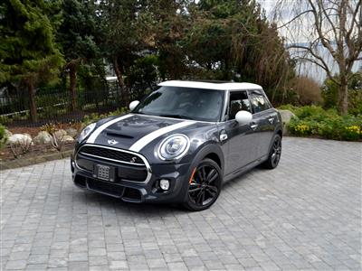 2016 Mini Cooper S  5 dr, JCW package