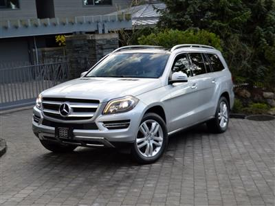 2014 Mercedes-Benz GL350 BlueTEC 4MATIC