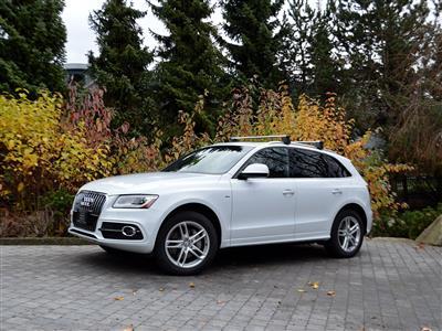2016 Audi Q5 3.0 Technik