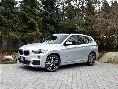 2017 BMW X1 xDrive28i, M-Sport