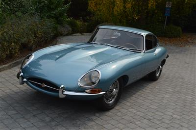 1962 Jaguar  Series I E-Type Coupe 3.8
