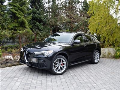 2018 Alfa Romeo Stelvio Ti Sport AWD
